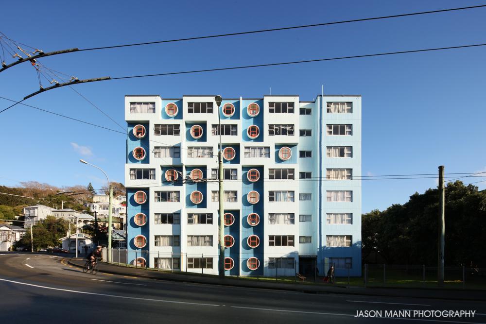 Pukehinau flats, Te Aro, Wellington