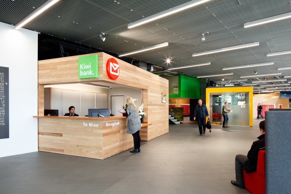 Jason Mann Photography -  NZ Post, Interior