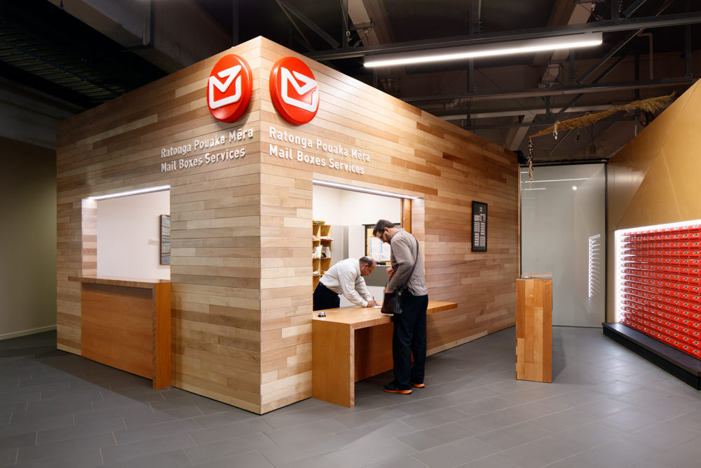 Jason Mann Photography -  NZ Post, Reception