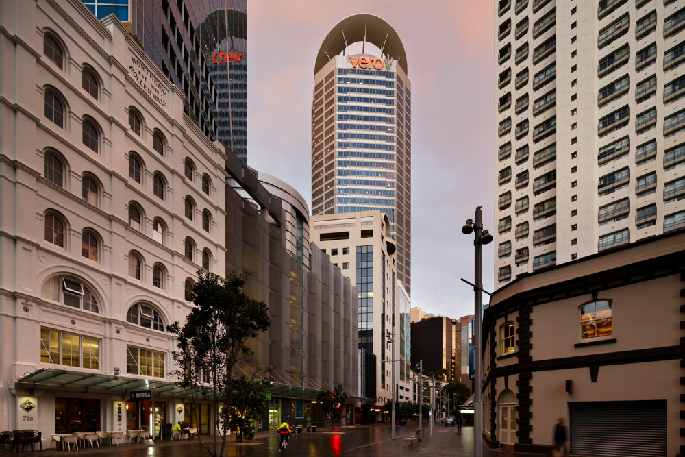 © Jason Mann Photography - Vero Building, Auckland