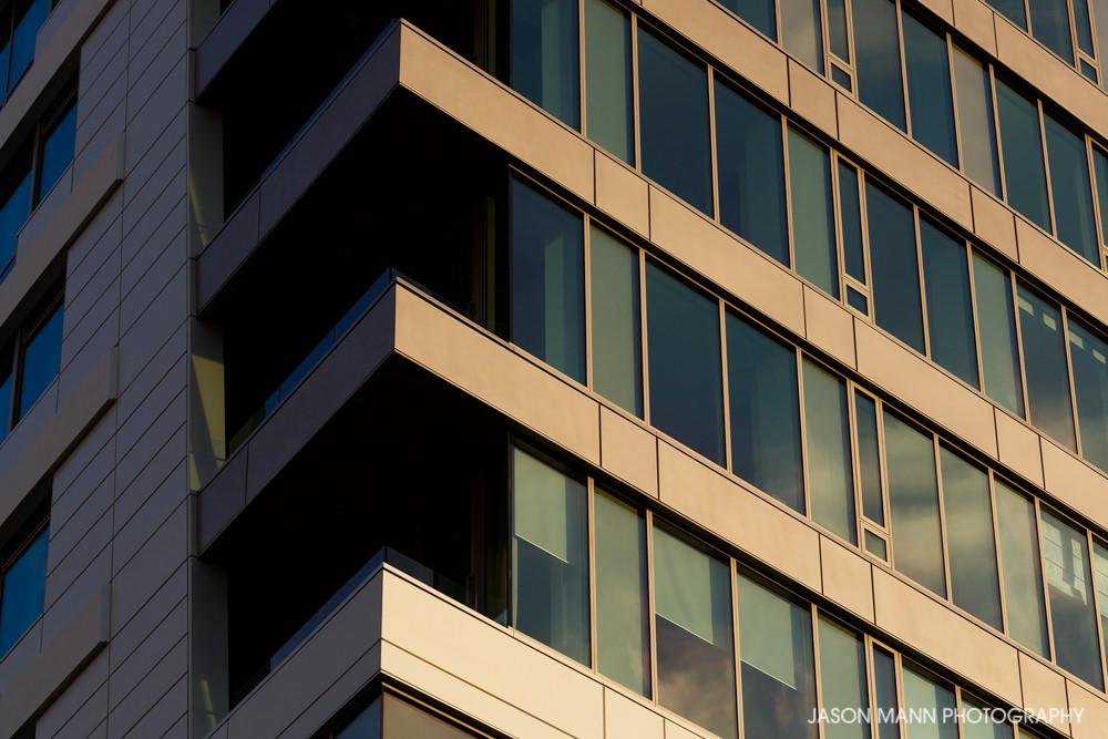 © Jason Mann Photography - One Market Lane, Wellington. Exterior Detail