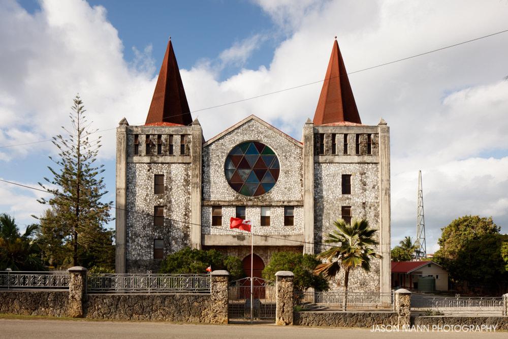 Centennial Church of Free Tonga, Nuku'alofa