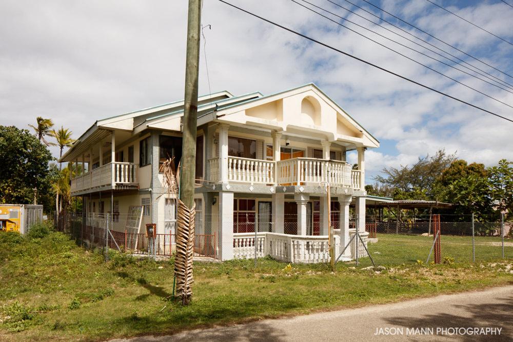 Tongan House, Manuka
