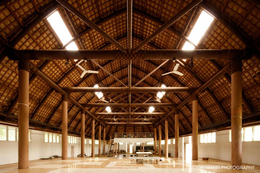 Tonga National Museum / Cultural Centre (1998)