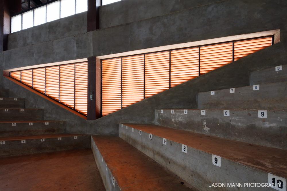 National Indoor Stadium, Ha'ateiho