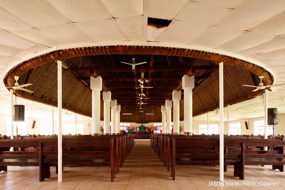Chapel at Sia'atoutai Theological College