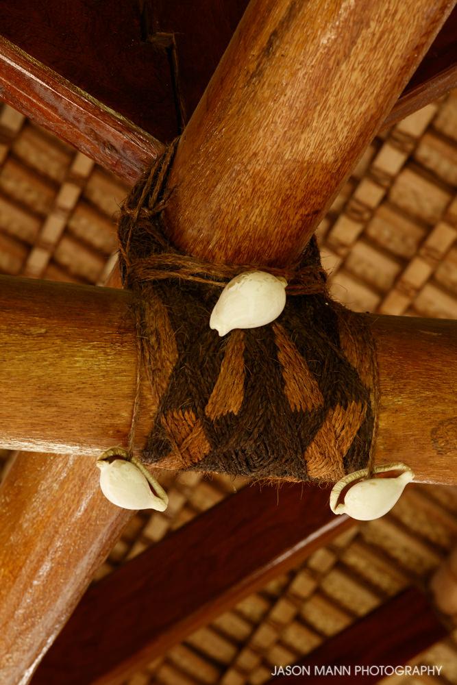Interior Detail, Tourist Bureau. Nuku'alofa