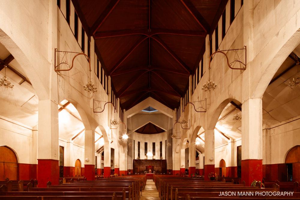 Interior, Centennial Church of Free Church of Tonga