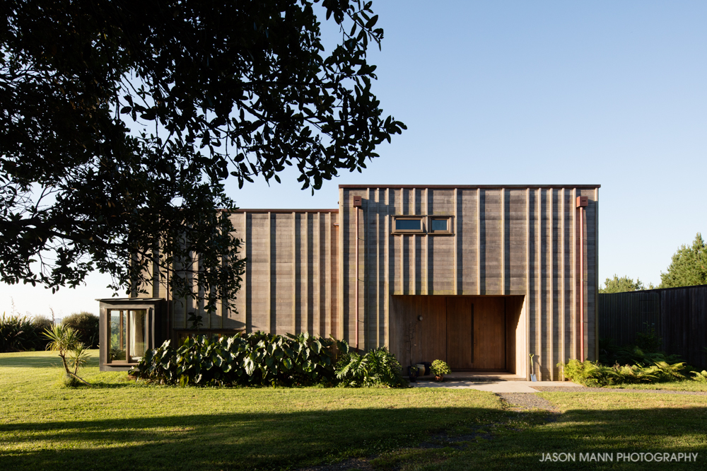 West Cost House, Waikato - Crosson Architects
