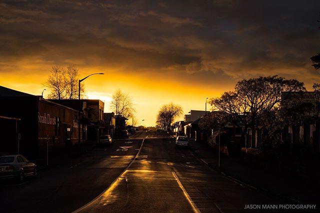 Street scene — Whanganui.