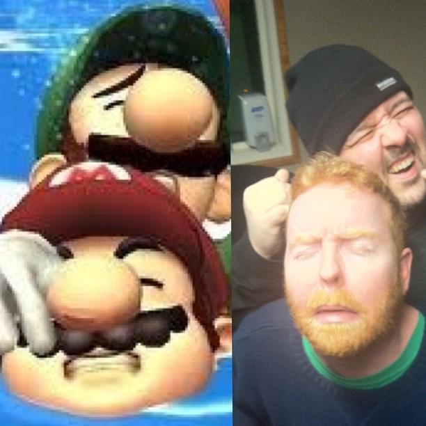 Dave Pepper Mario