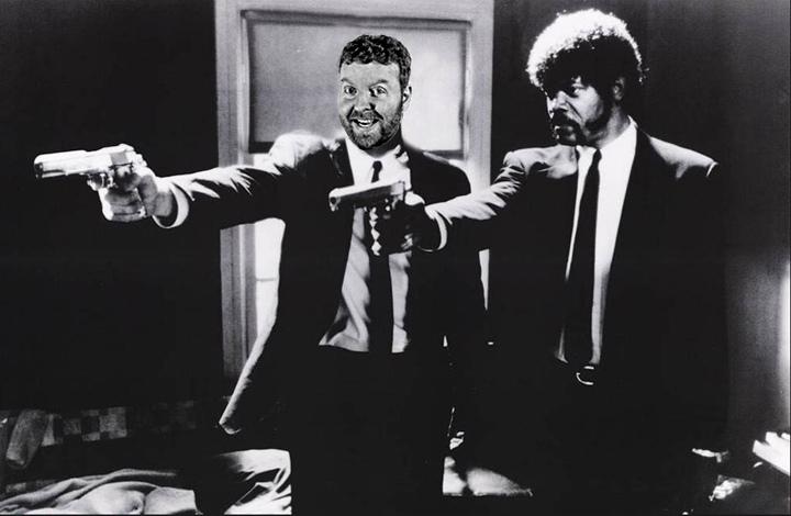 Dave Pulp Fiction