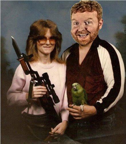Dave and Bird