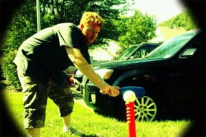 Dave and wiffle ball