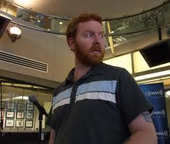 Dave at Sirius XM