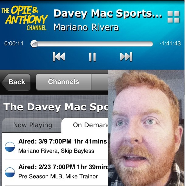 Davey Mac ON DEMAND