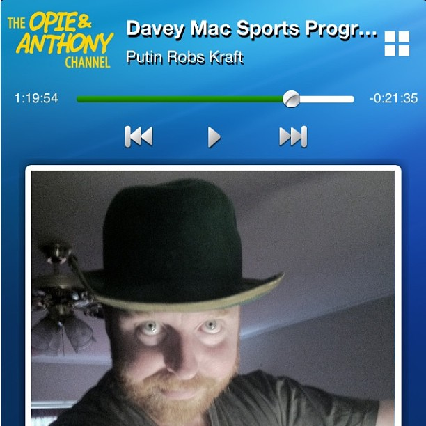 Davey Mac SHOW!!!