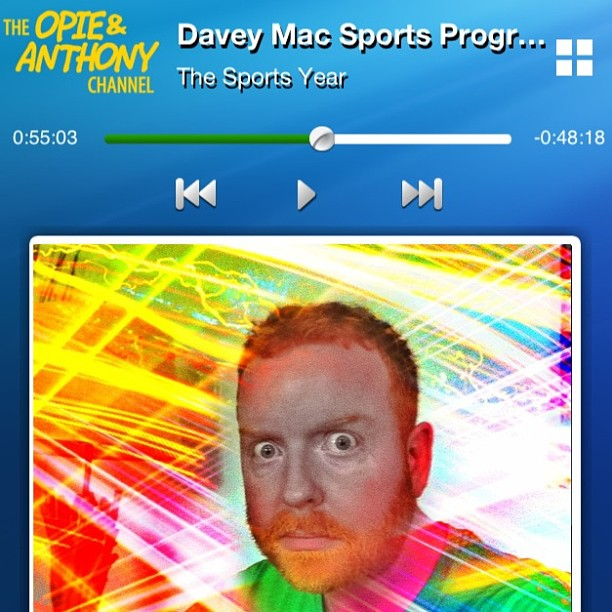 Davey Mac Show On Demand