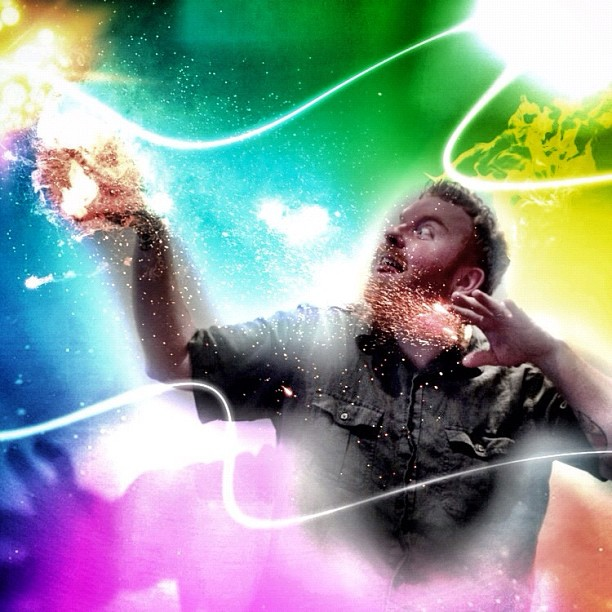 Davey Mac the Magic Man