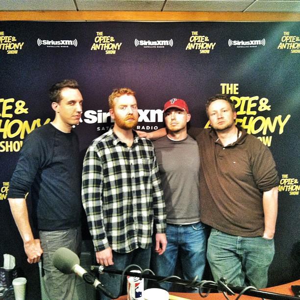 The Cuertos at SiriusXM 2