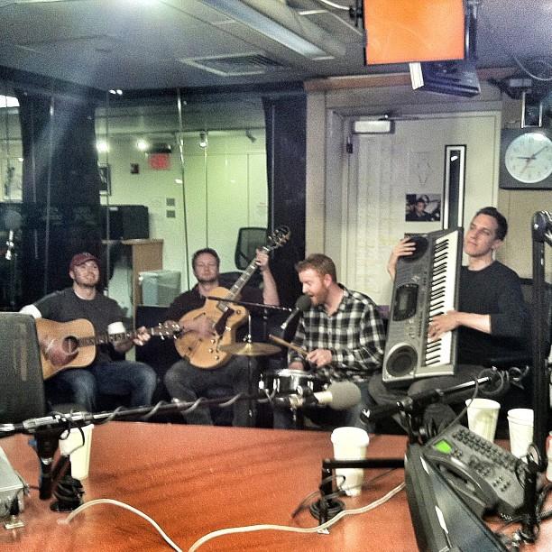 The Cuertos at SiriusXM