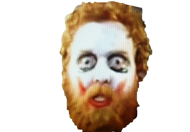 The Bearded Joker - Davey Mac?