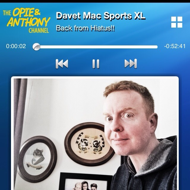Davey Mac- sometimes he thinks about eating you.
