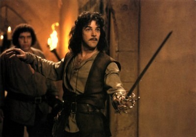 Inigo Montoya - Repetitive.