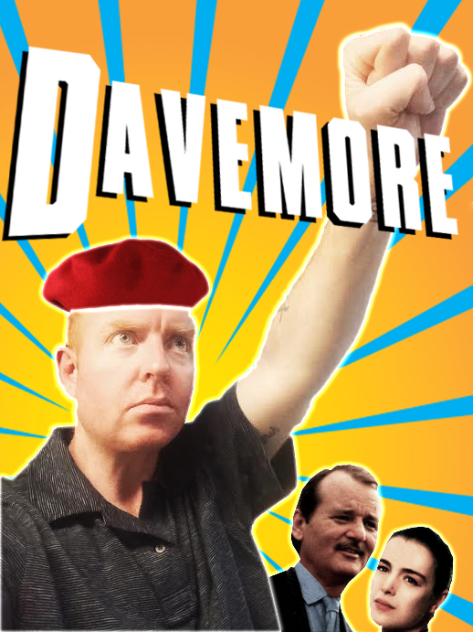 Davemore - Too many extracurricular activities.