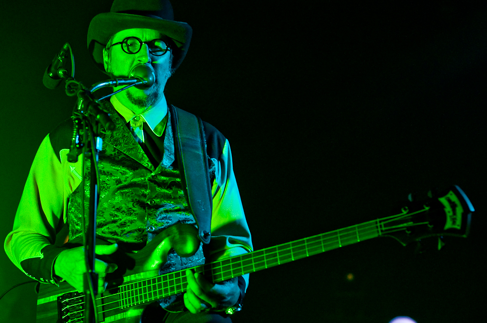 Les Claypool of Primus