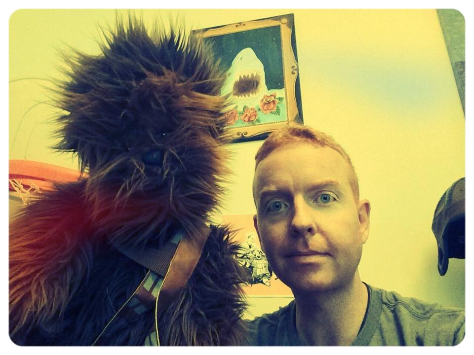 Chewie & Davey
