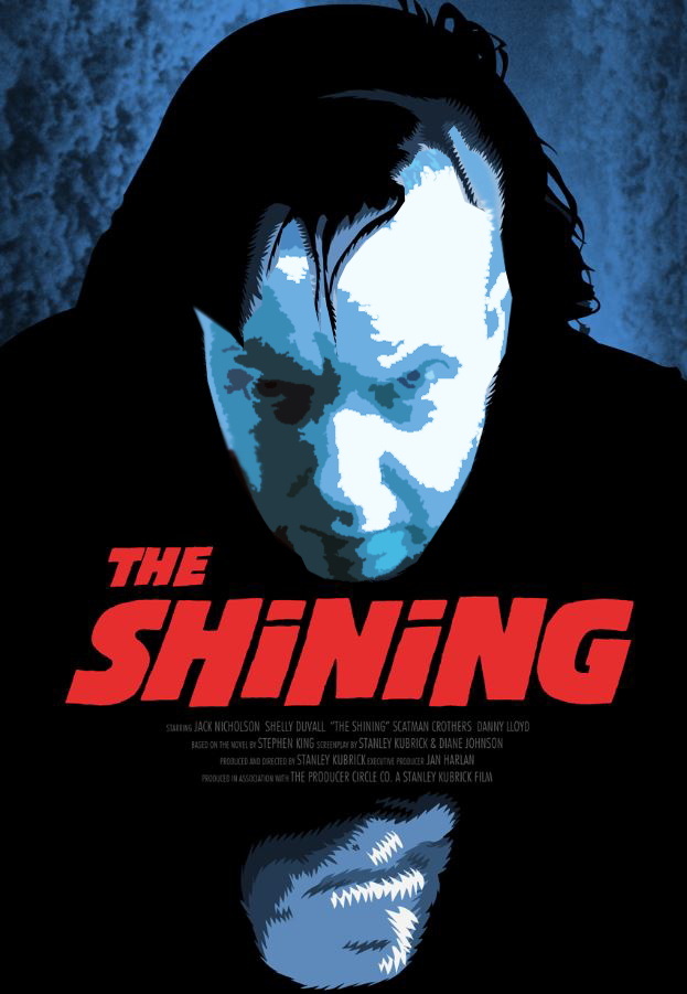The Shining - starring Dave McDonald