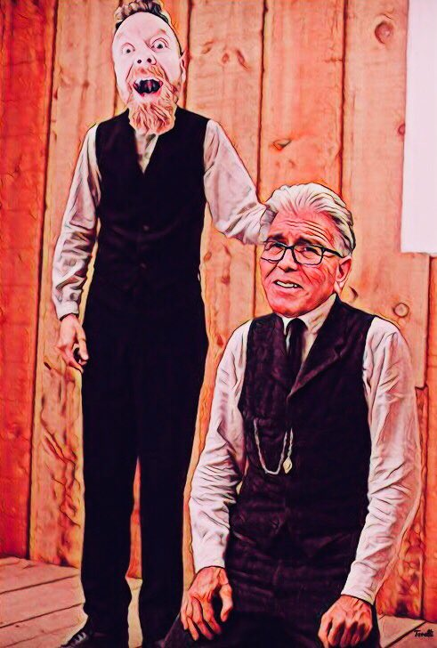 Mike Francesa And Dave There Will Be Blood.jpeg