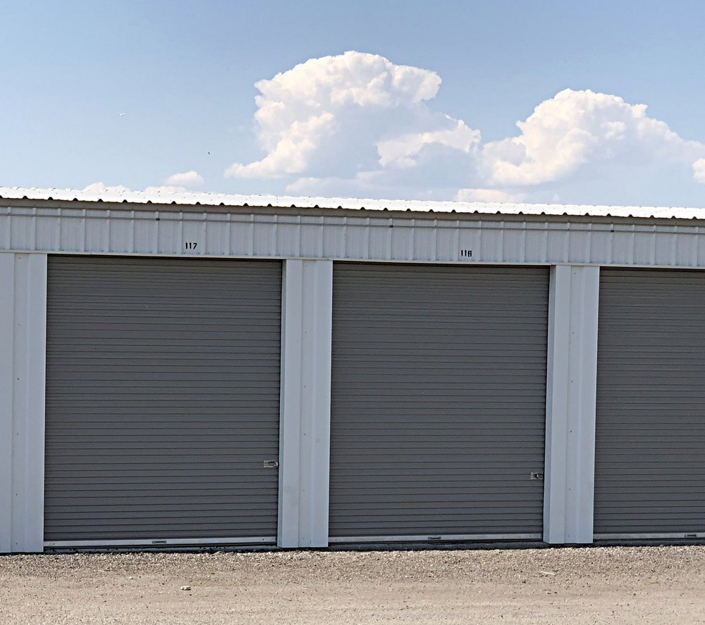 LARGE INDOOR STORAGE UNITS