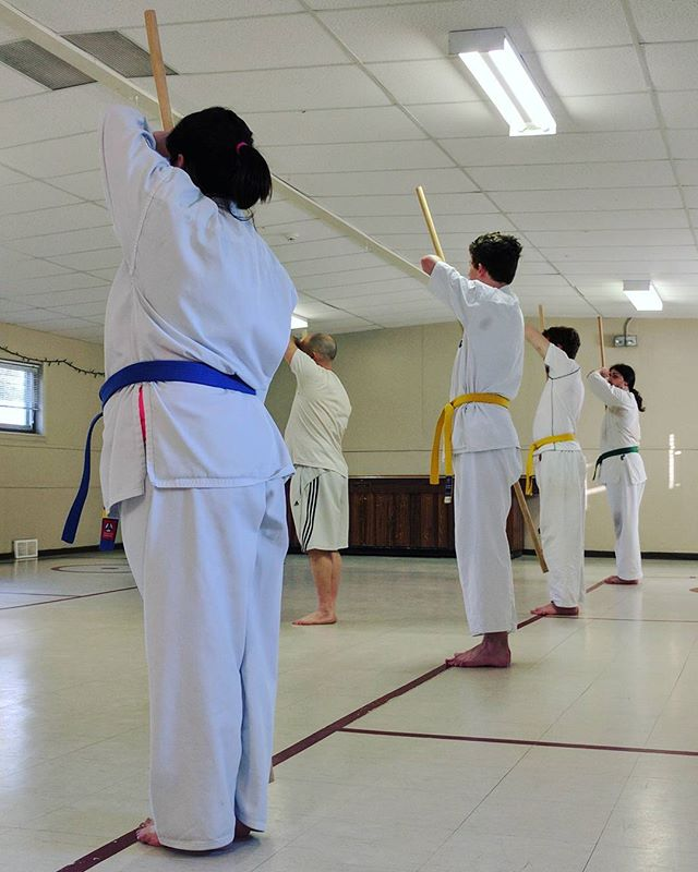 Did you know we offer bow training? Super fun way to get in shape! Classes are MWF 7:00-8:30pm. Visit us for more information! #karate #kyokushin
