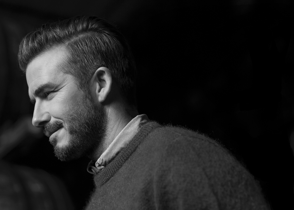 I recently shot David Beckham's visit to Cambus Cooperage and the launch of Haig Club in Scotland.