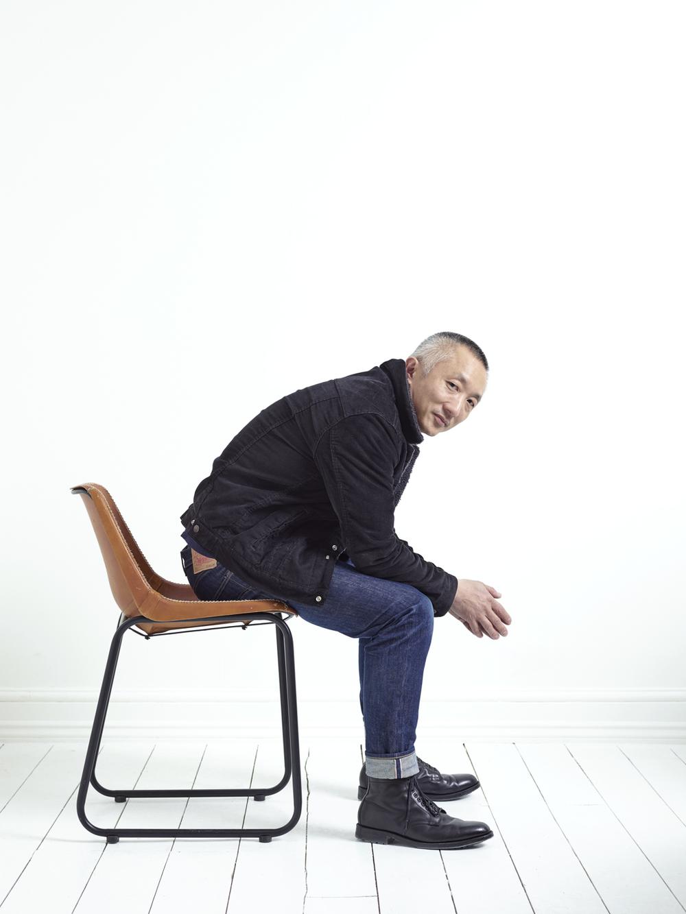 Tom Bunning - Jonathan Cheung - Levi's® Global Design President David Beckham