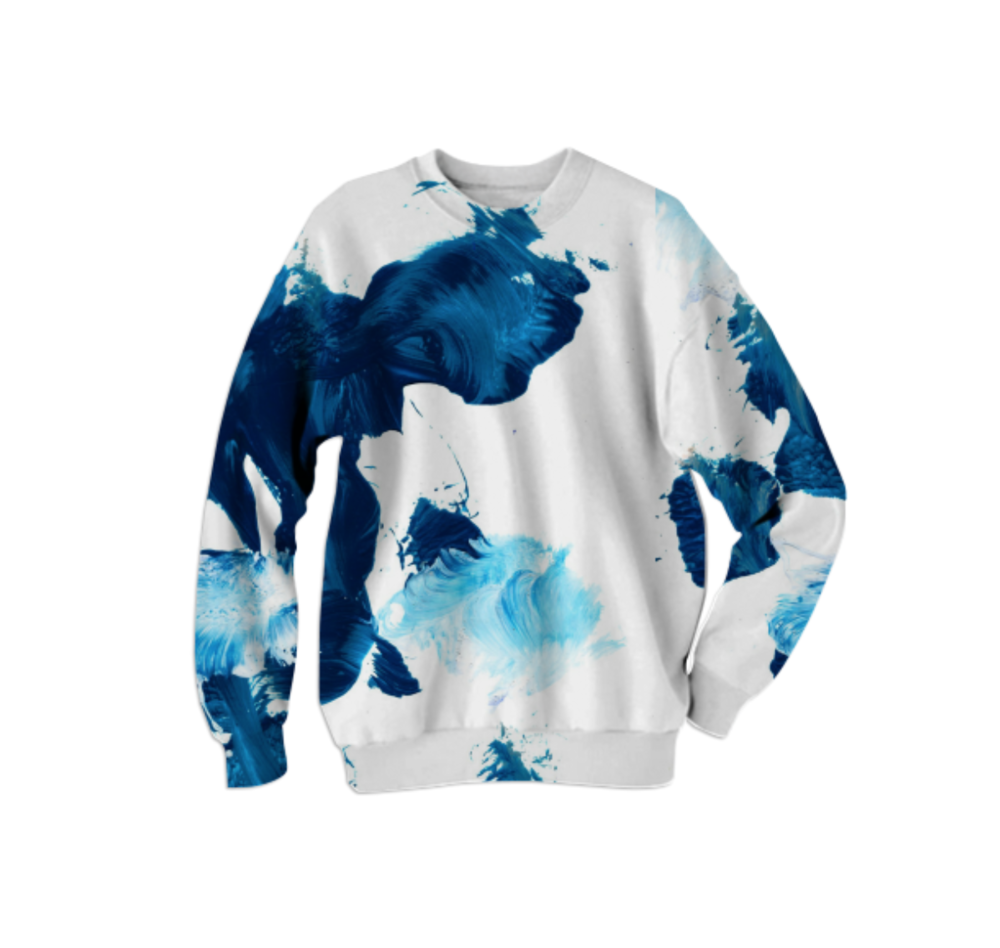 UNTITLED SWEATSHIRT    Cotton Sweatshirt      Sixty Eight Dollars