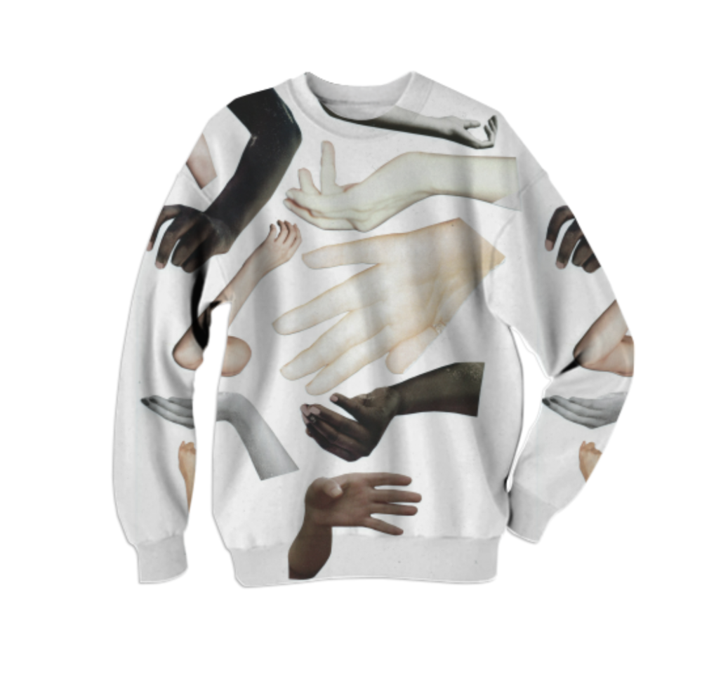 HANDY SWEATSHIRT    Cotton Sweatshirt      Sixty Eight Dollars