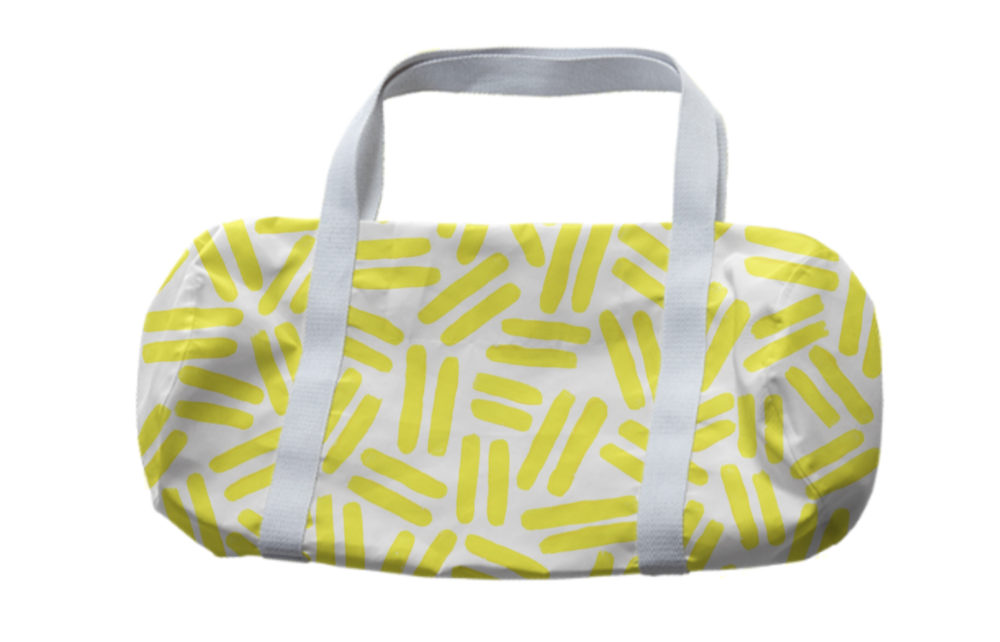 DASH DUFFEL    Cotton Duffle      Fifty Two Dollars