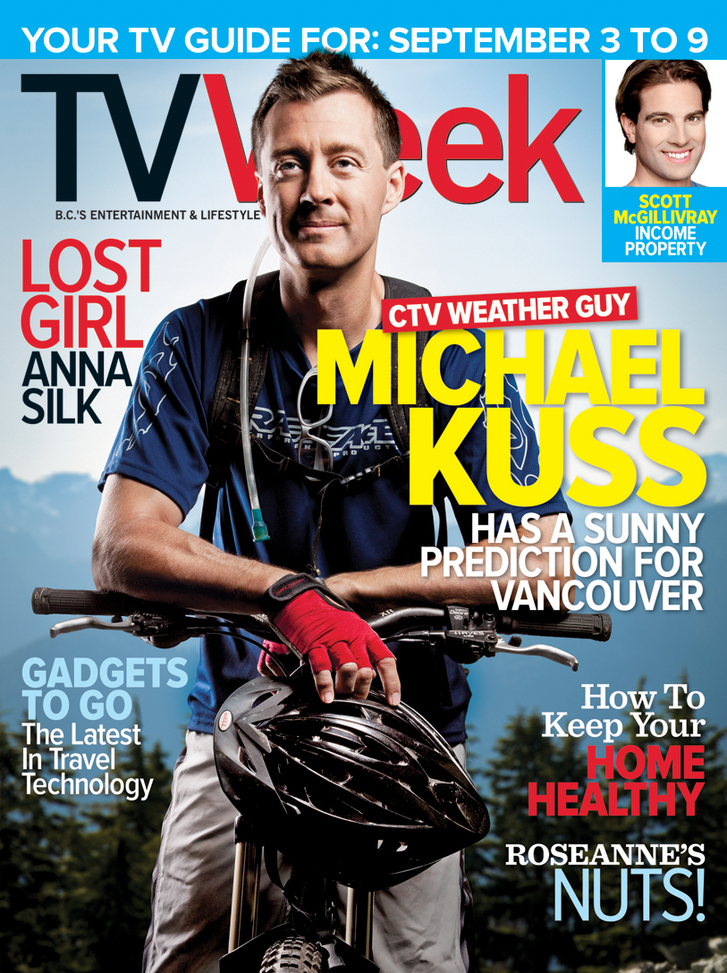CTV's Michael Kuss for TVWeek Magazine.