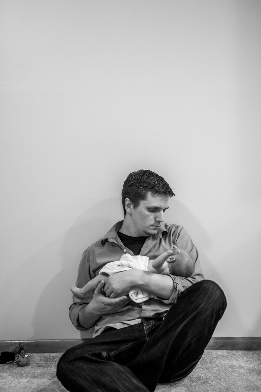 Indiana Newborn Photographer - B