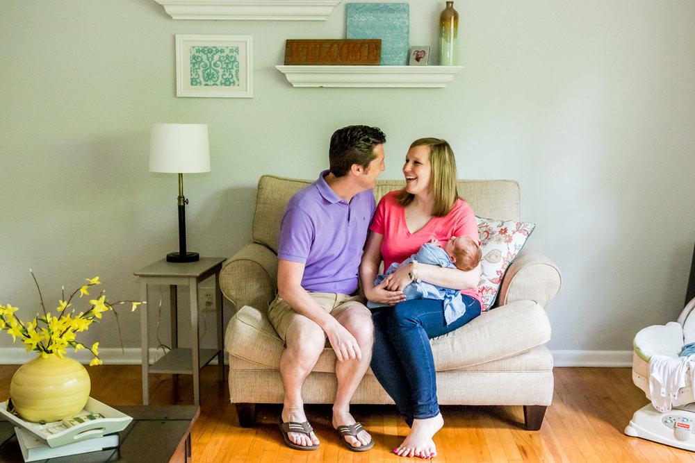 Indiana Newborn Photographer - F