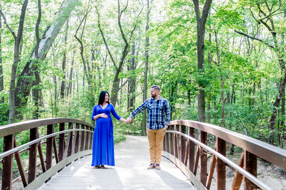 Indiana Maternity Photographer - NC
