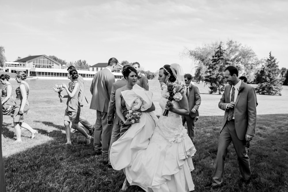 Fort Wayne Documentary Wedding Photographer