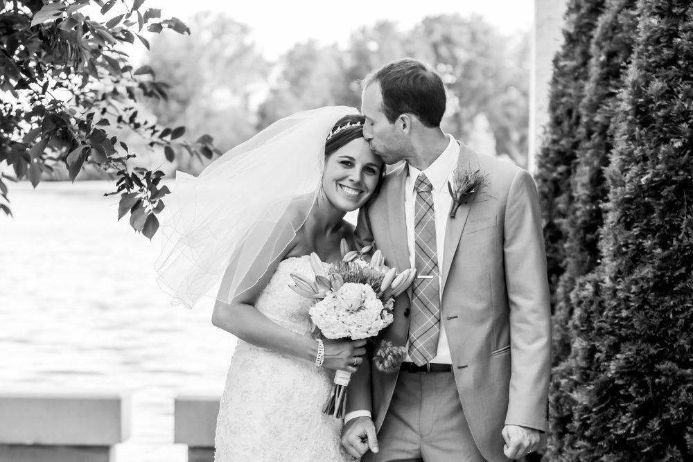 Fort Wayne Documentary Wedding Photographer