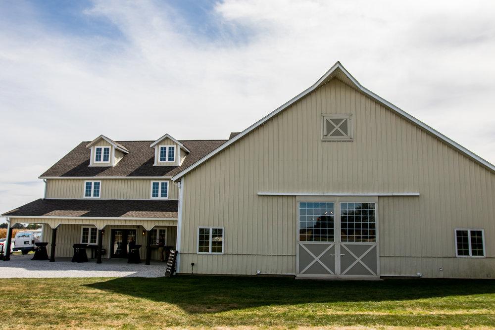 JLH Wedding Barn Wedding Venue in Jamestown, IN