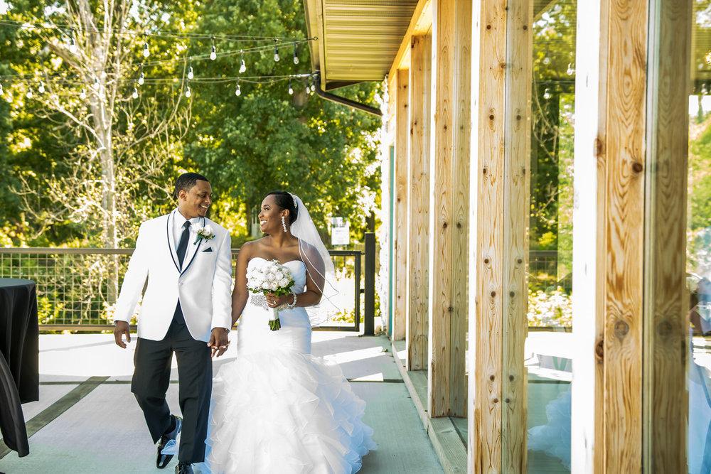 Allure on the Lake Wedding Photos