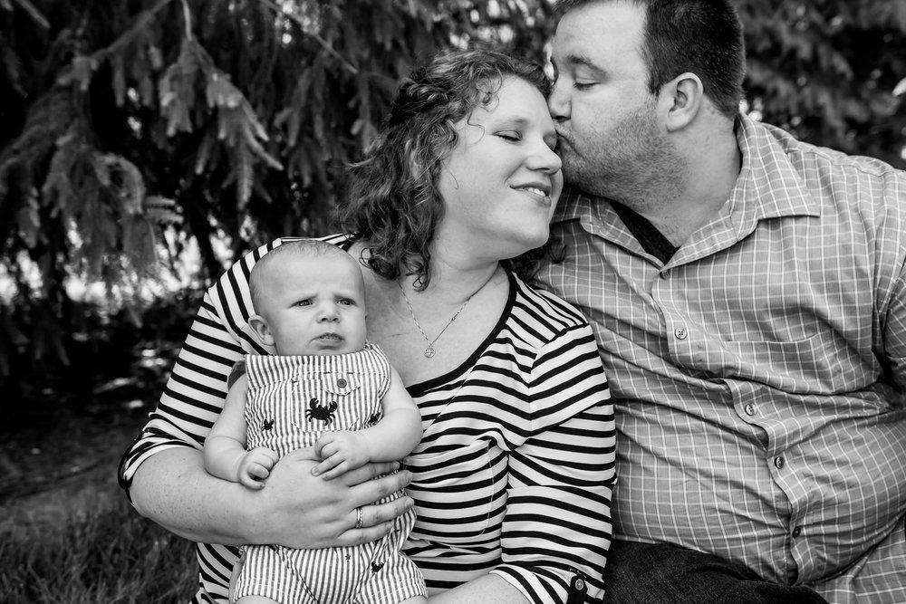 Indiana Newborn Photographer - 6