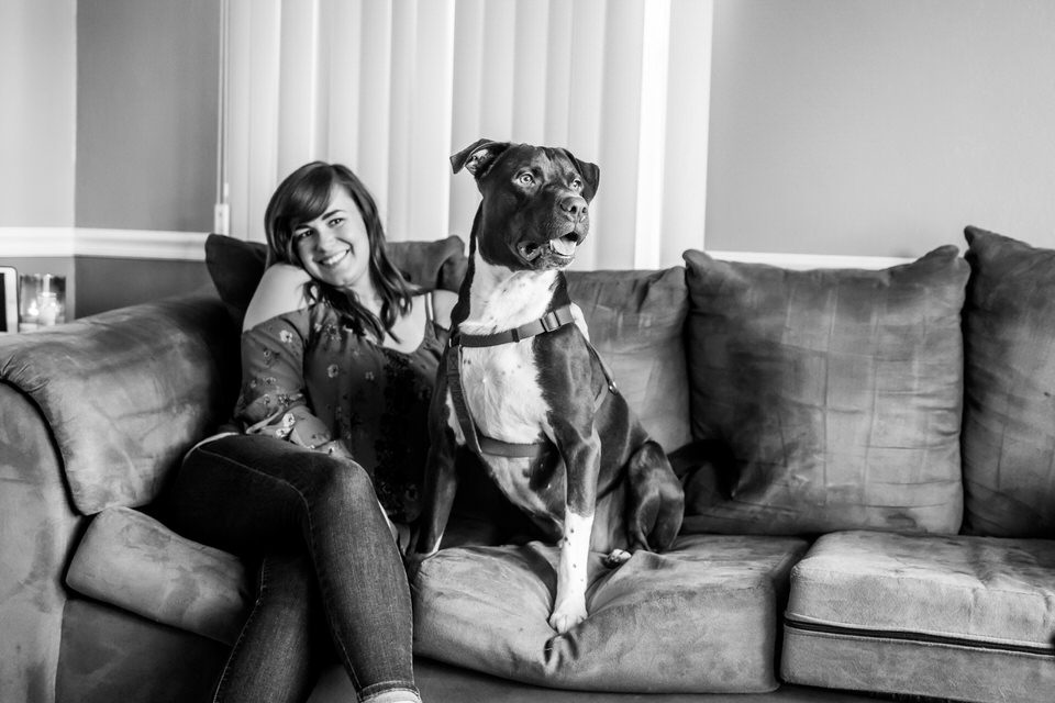 Pet Photographer in Anderson, Indiana